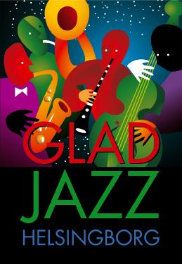 GladJazz Helsingborg logotyp
